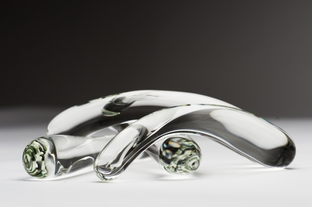 New Crave Glass: sculpture meets pleasure